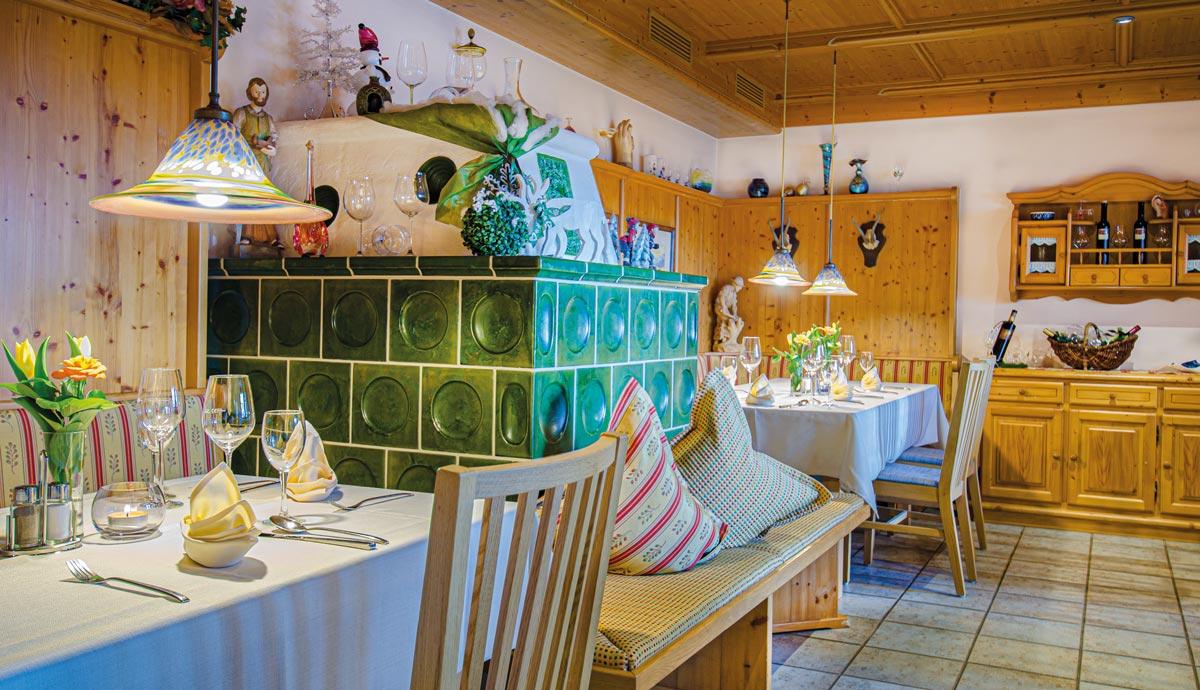 Frühstücksraum Glashotel restauran