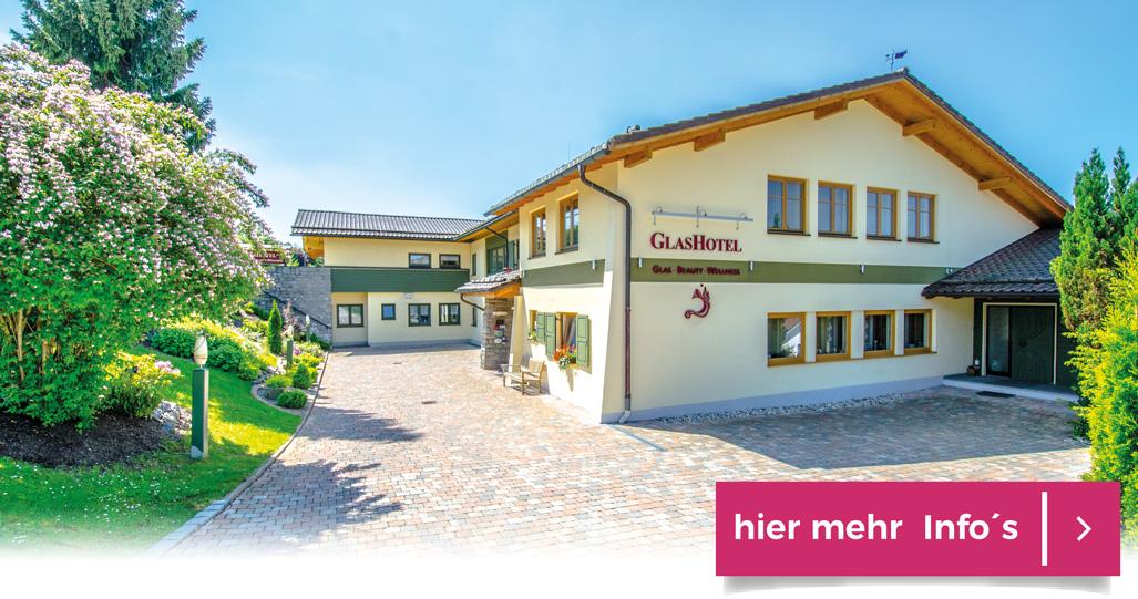 6 Tage Glashotel Spezial Zwiesel