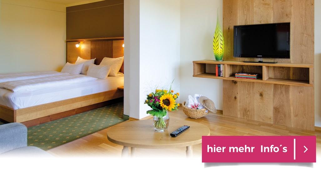 Doppelzimmer im Bayerischen Wald Zwiesel