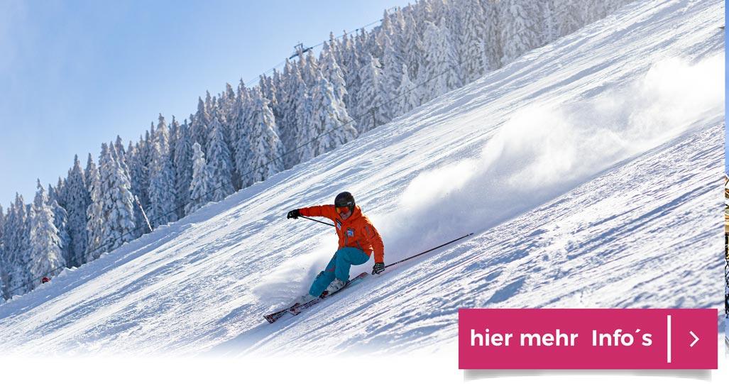 Wintersport Arber Alpin Bodenmais Glashotel Zwiesel