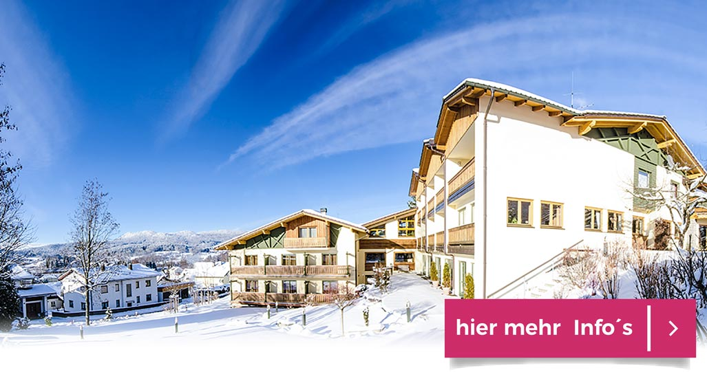 Glashotel Winterzauber Zwiesel Bodenmais Frauenau